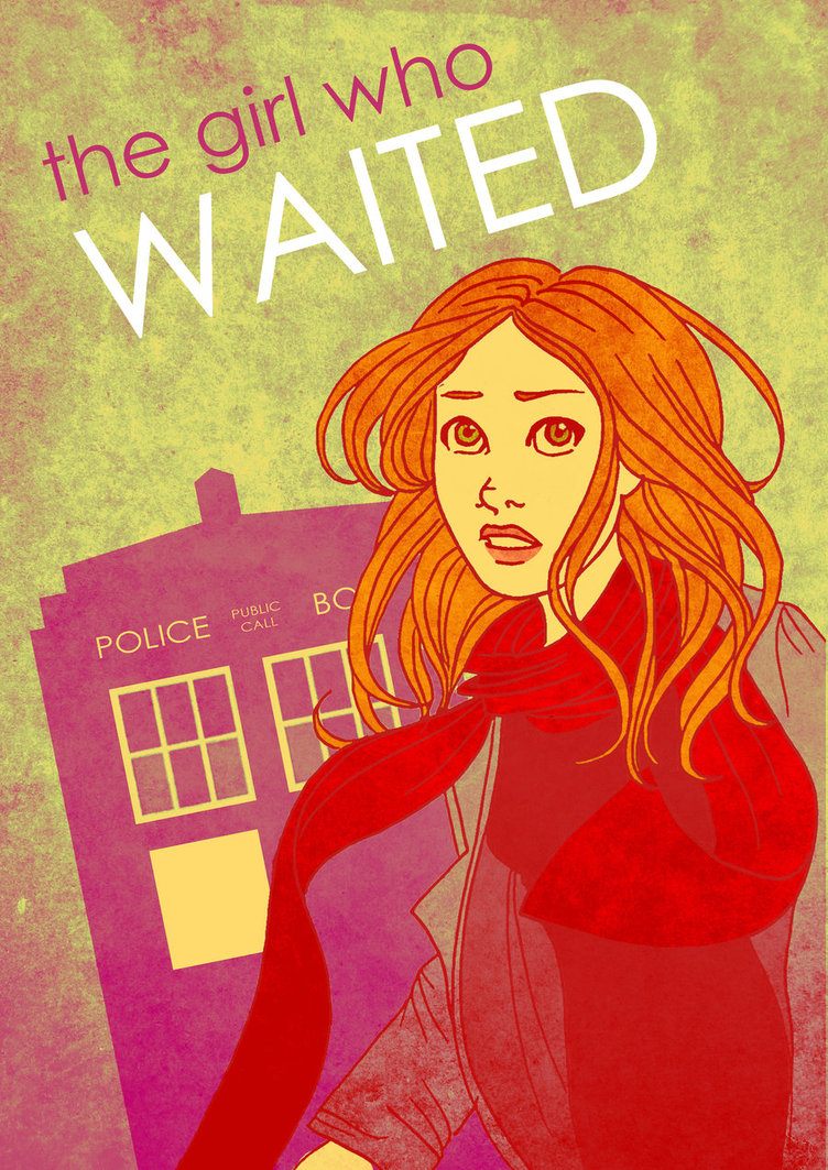 The Girl Who Waited - photo credit