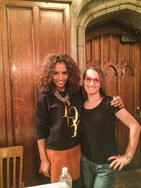Redefining realness all over the place with Janet Mock!